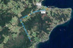 Vendo Parcelas urbanizadas en Chiloé